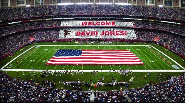 Watching Atlanta Falcons Live Streaming Free online HD TV Pro Football