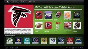 Atlanta Falcons Game App Review