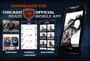 Chicago Bears NFL Team Apps Review