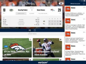 Denver Broncos Team Apps Review