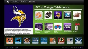 Minnesota Vikings NFL Game Apps Review