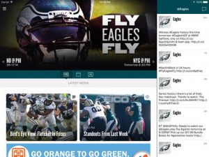 Philadelphia Eagles NFL Game Apps Review