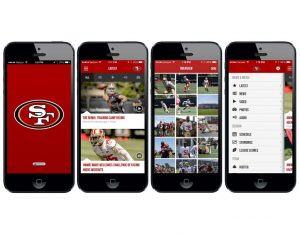 San Francisco 49ers NFL Game Apps Review