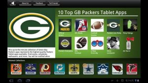 Green Bay Packers NFL Game Apps